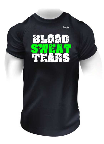 BLOOD SWEAT TEARS T-SHIRT