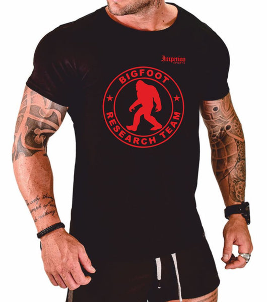 Bigfoot research team T-shirt [TS-823],