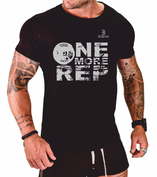One more rep T-shirts [TS-868]