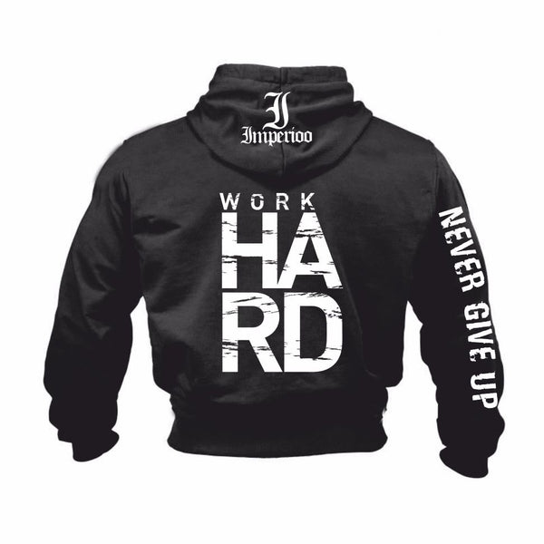 Work Hard Hood never give up sw-590