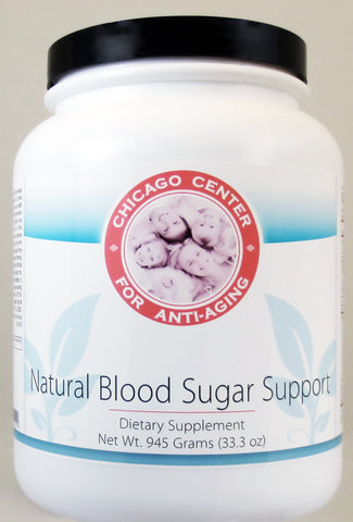 Natural Blood Sugar Support Dietary Supplement 33.3 Oz