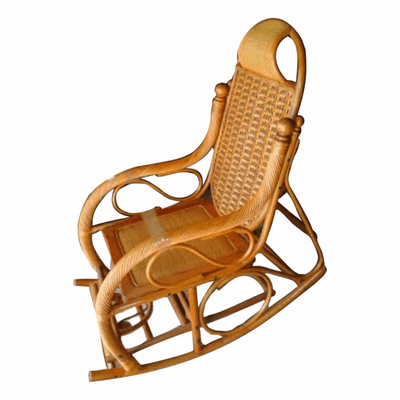 WICKER ROCKING CHAIR: The Real Deal for The Rockaholics