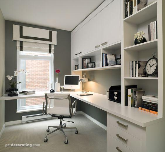 Create a home away from Home Office