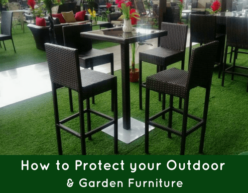 How to Protect your Outdoor & Garden Furniture