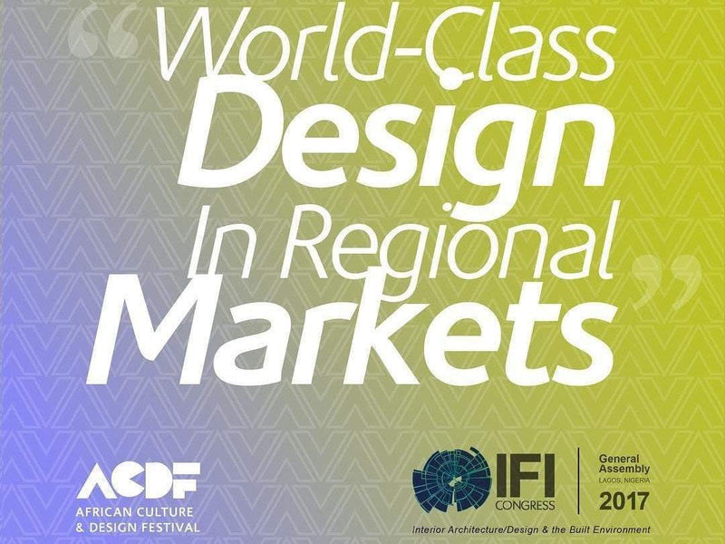 IFI Congress 2017 - World-Class Design in Regional Markets