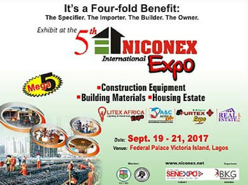 5TH NICONEX International EXPO 2017