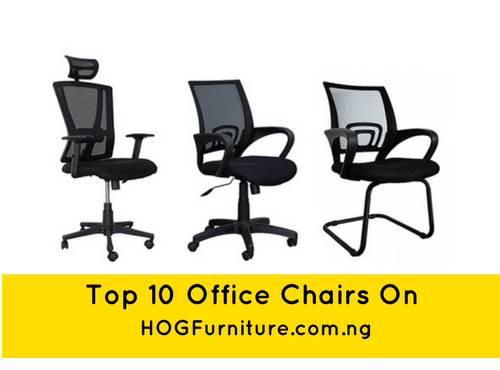 Top 10 Office Chairs On HOG Furniture