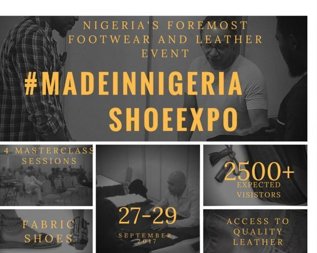 Made in Nigeria Shoe & Leather Expo