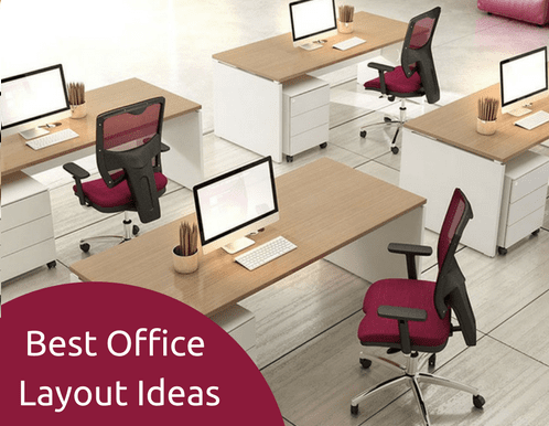 Best Office Layout Ideas