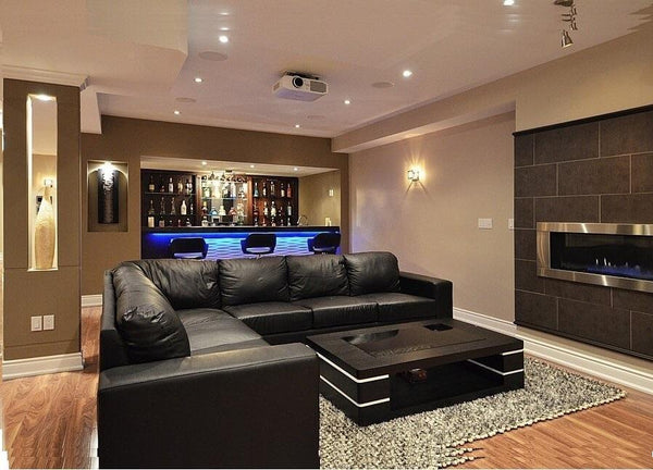 How to create a Man Cave within your Living Space
