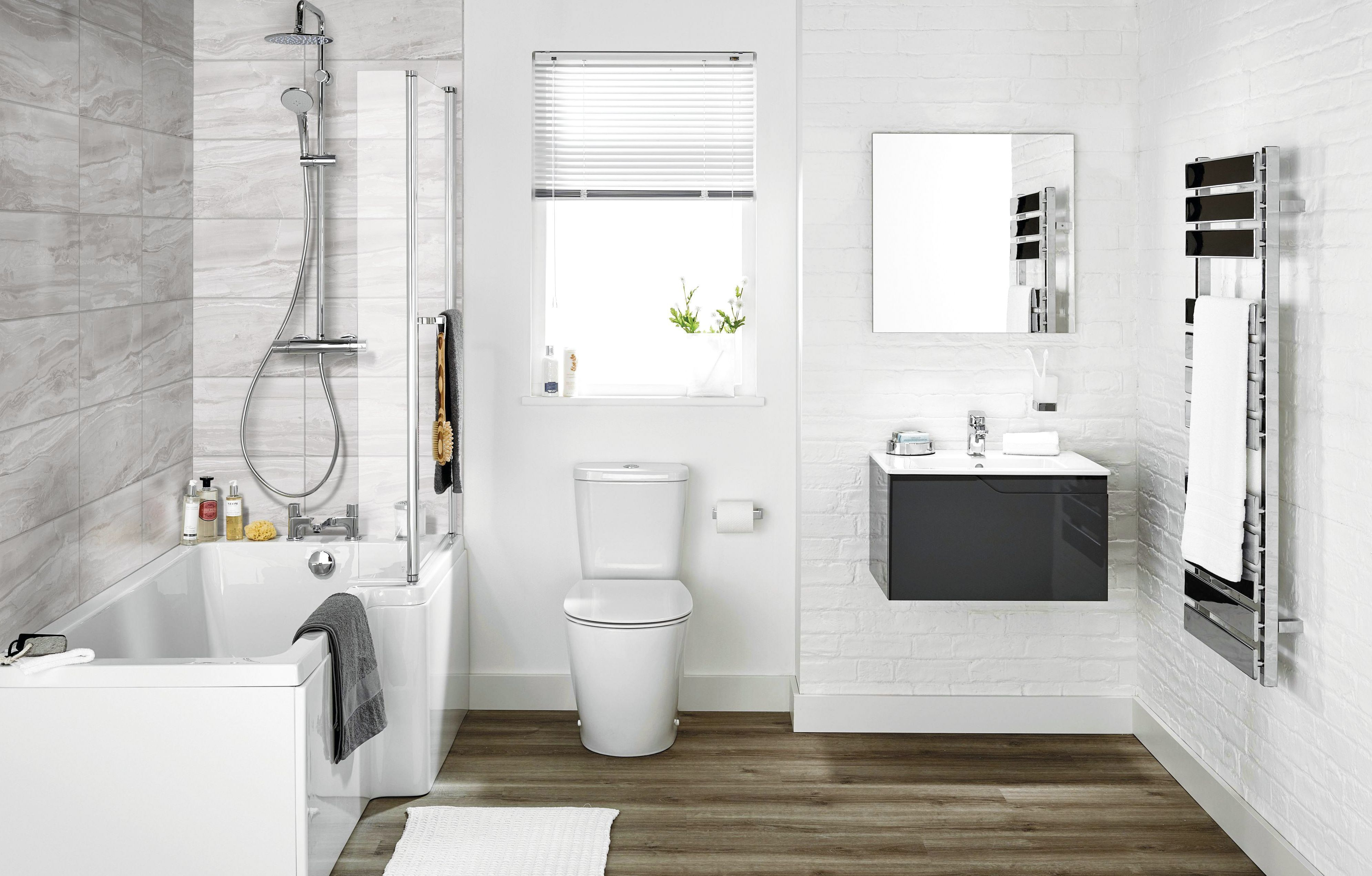 Take your bathroom to the next level - inspirational