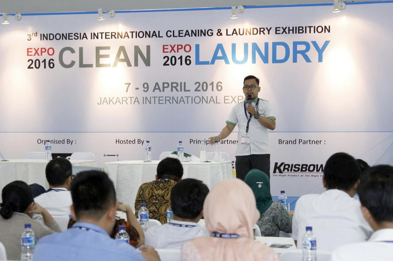 5th INDONESIA International Modern Cleaning & Textile Care Exhibition