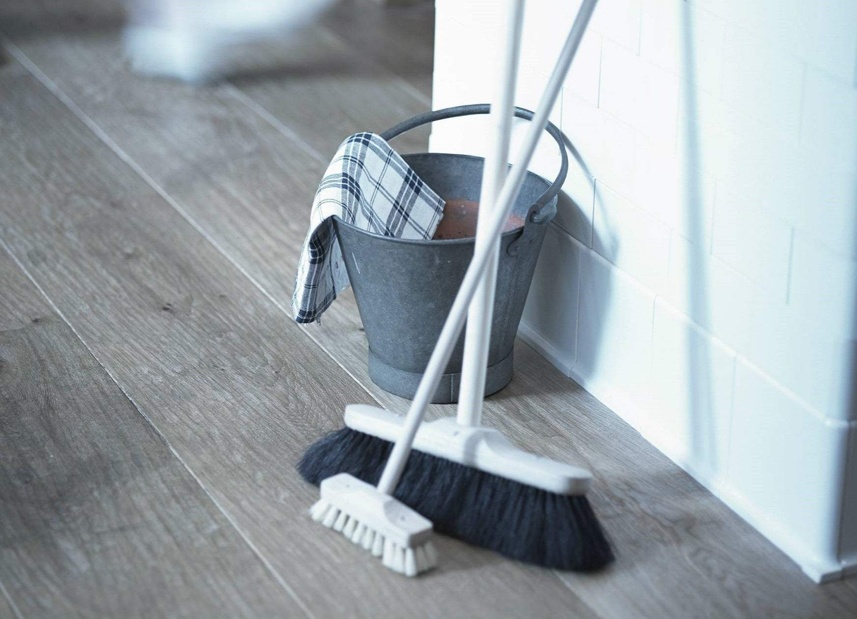 Cleaning hacks for the busy professional