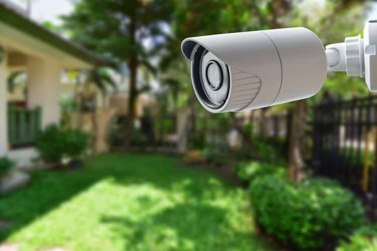 What are the best areas for camera installation in your house?