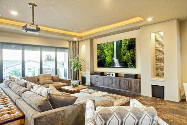 6 Features of an Elegant Living Room