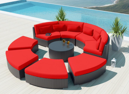 Things to consider when shopping for patio furniture