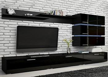 TV stands that add taste to your living room
