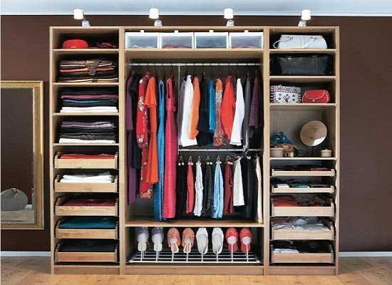 How to organize your wardrobe