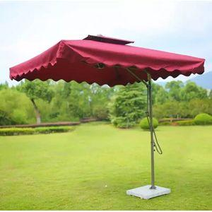 10' Square Cantilever Umbrella Parasol