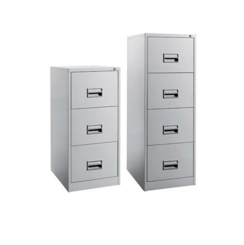 2 Metal Filing Cabinet - Combo Offer-CF Series