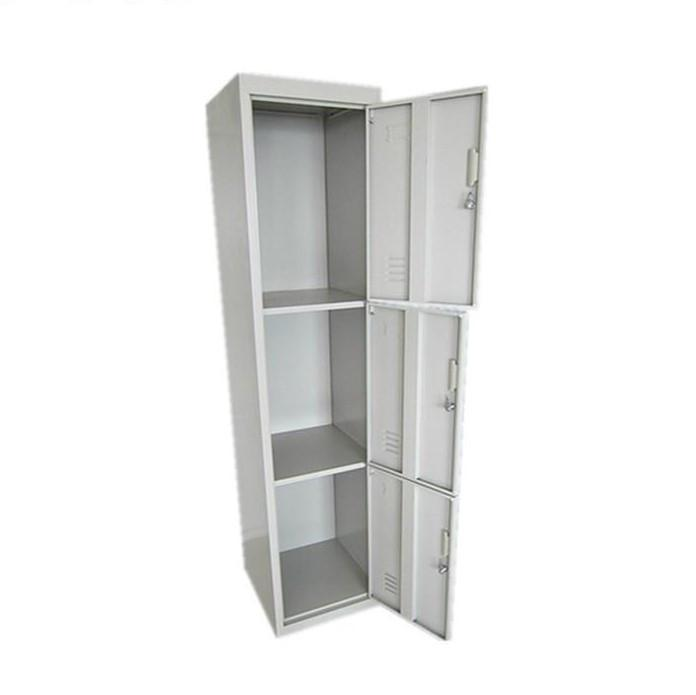 3 Doors Workers Metal Storage Lockers