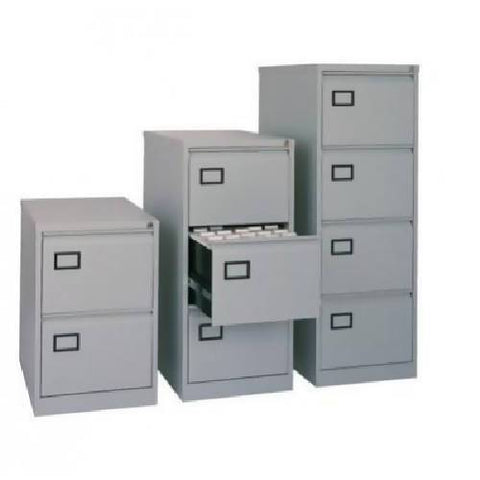 3 Metal Filing Cabinet - Bundle Offer