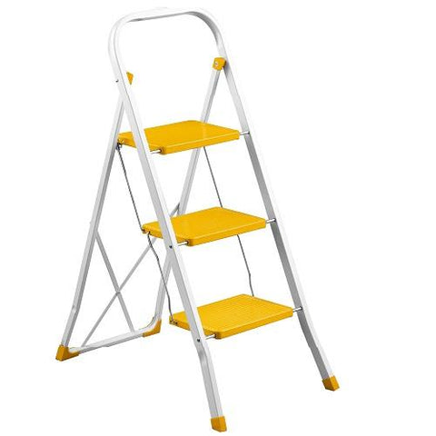 3 Step Colourful Ladder
