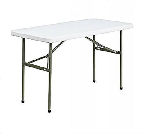 4-seater Plastic Folding Table