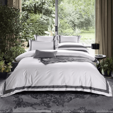 6 100%  America cotton bedding set uniquely designed and do not wither or spoil with every wash