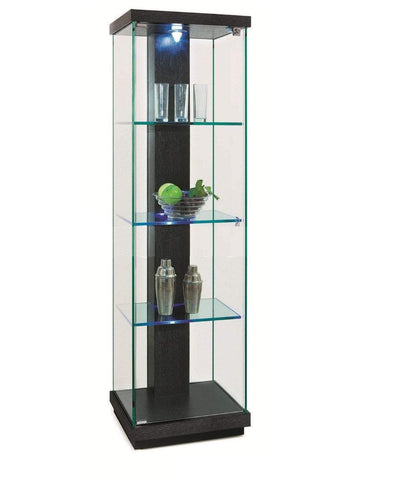 Accent Glass Curio Cabinet