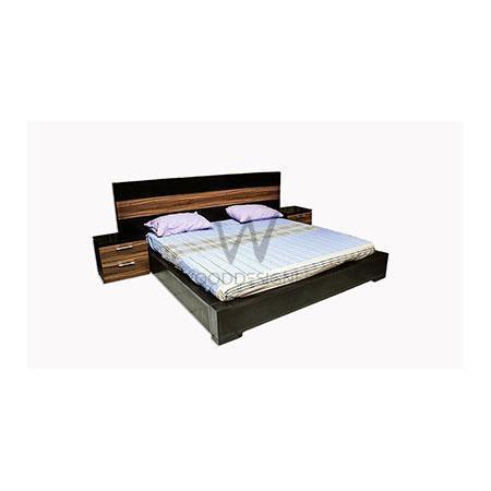 Adelia Series 6×6 Feet Bed Frame