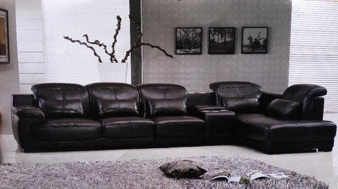 Alessandro Sectional Leather Sofa Set-DL-501