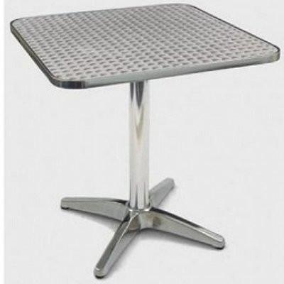 Aluminium Square Table