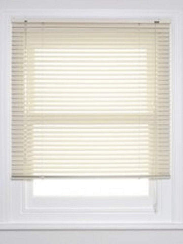 Aluminium Venetian Blinds-Cream