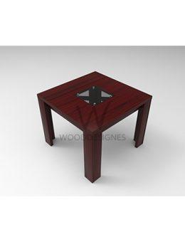 Alvar Series Dining Table -Red Rose