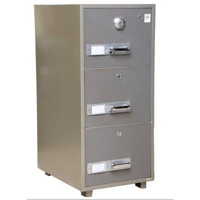 Analog Fire Proof Filing Safe -DSF680-3