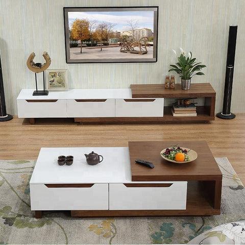 Aomeisi D05 Coffee table and TV stand