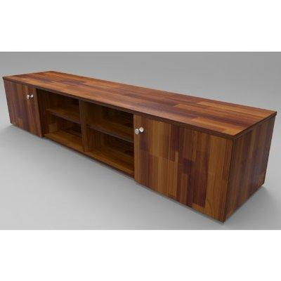 Aria Series - Entertainment Unit - Teak