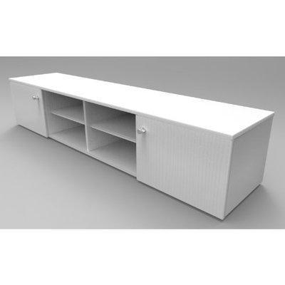 Aria Series - Entertainment Unit - White