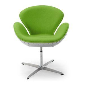 Arne Jacobsen Swan Lounge Arm Chair