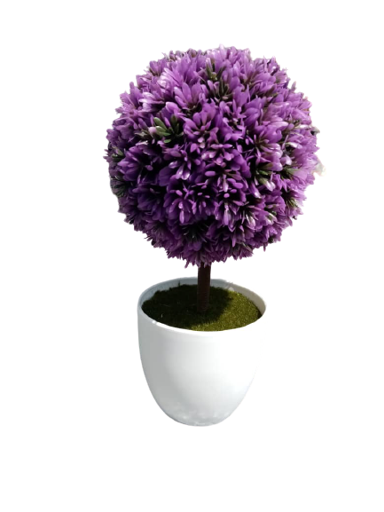 Artificial Bonsai Flower with Pot (BIG)
