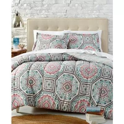 Bali Bali 3-pc. Reversible Comforter Sets