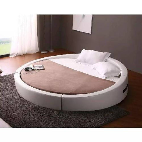 Ball bed frame