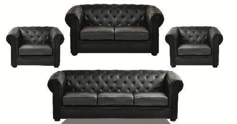 BERMUDA CHESTERFIELD SOFA SET