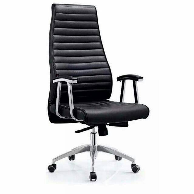 Black Executive Swivel Chair-909A