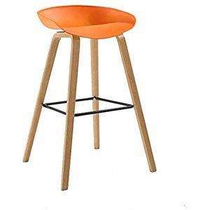 Cape Bar Stool-Orange