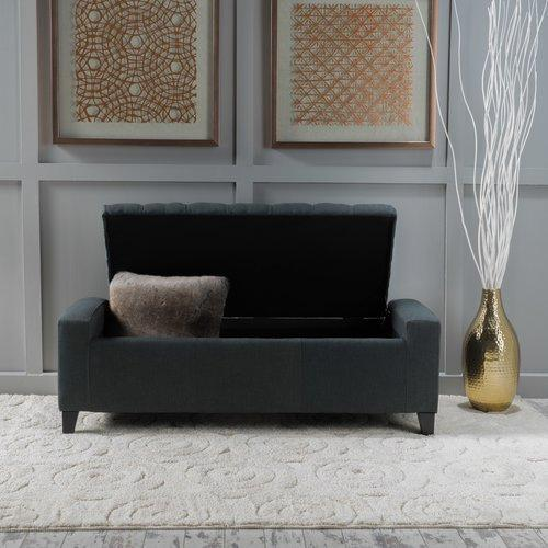 chester Upholstered Storage Bench