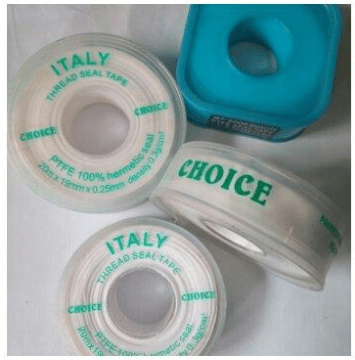 Choice Plumbing Threaded Seal Tape - Set of 4
