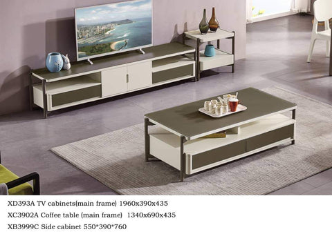 Coffee table + TV Console - XD393A