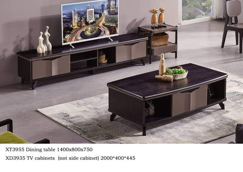 Coffee table + TV Console - XT3955